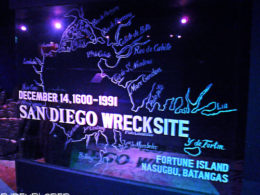 San Diego Wreck Site