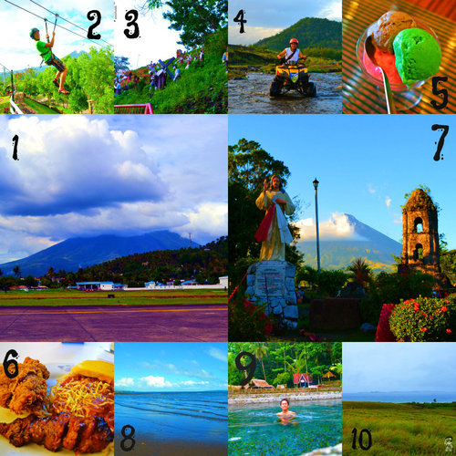 Diy Itinerary 4d3n Albay And Sorsogon Iwander Iexperience Ikwento