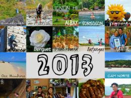 2013 travels