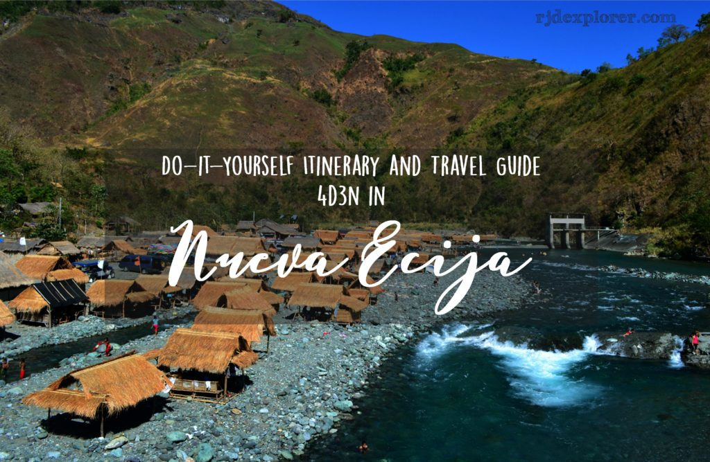 Nueva Ecija Itinerary: 4D3N What to See and Do - iWander