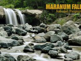 Maranum Falls