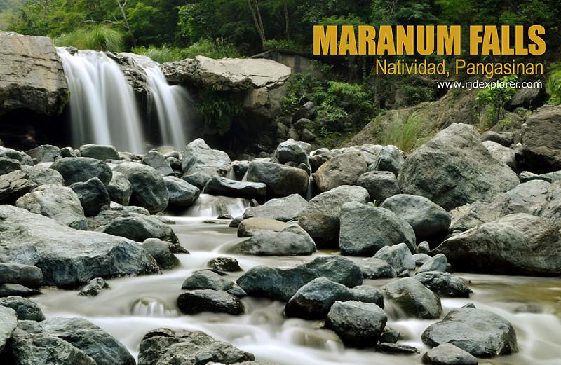 Photoholic Maranum Falls Of Natividad Pangasinan