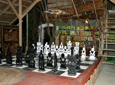 Enigmata Tree House Eco Lodge