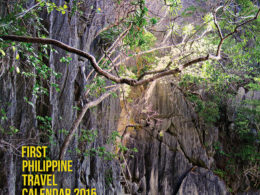 Philippine Travel Calendar