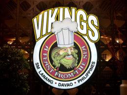 Vikings Luxury Buffet SM Lanang