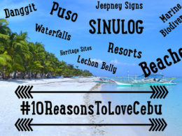 reasons to love cebu