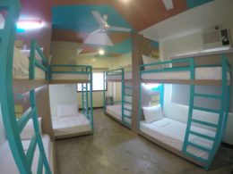 second wind bed bunk breakfast boracay