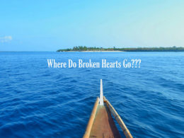 broken hearts go
