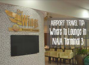 Wings Transit Lounge