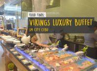 Vikings Luxury Buffet SM City Cebu