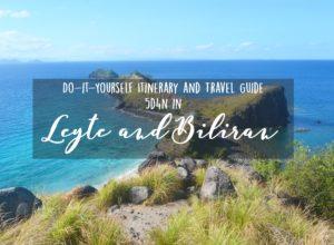 travel guide leyte biliran