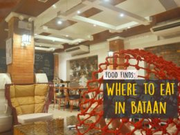 Where to eat in bataan restaurants