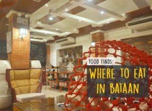 Where to eat in bataan restaurants