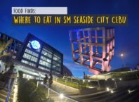 SM Seaside City Cebu restaurants