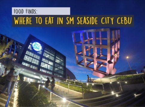 SM Seaside City Cebu restaurants