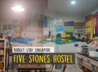 five stones hostel