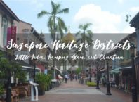 Singapore Heritage Districts