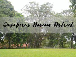 singapore's museum district