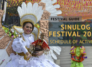 sinulog 2017 schedule of activities