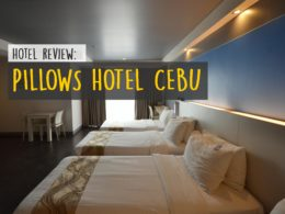 pillows hotel cebu