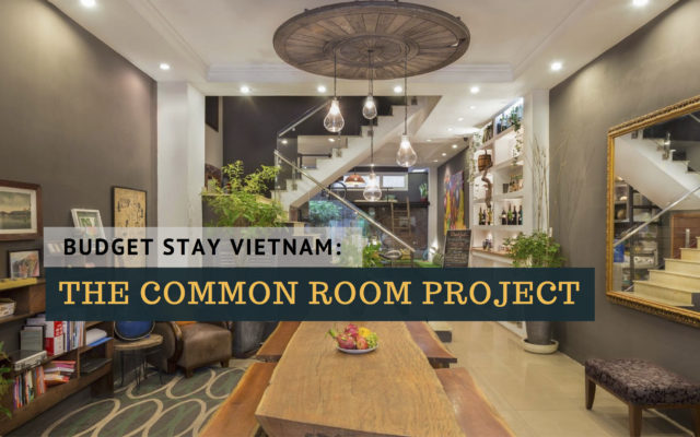 the common room project