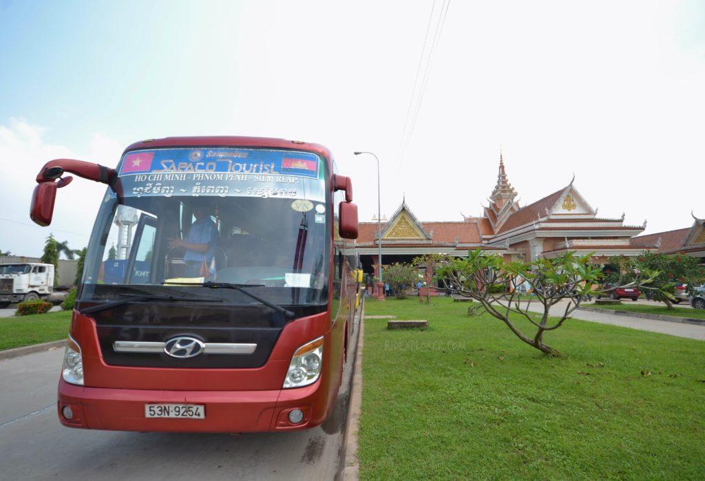 BORDER CROSSING: Vietnam-Cambodia via Moc Bai-Bavet Border
