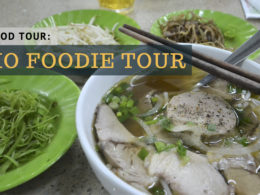 xo foodie tour