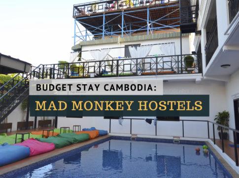 mad monkey hostel cambodia itinerary