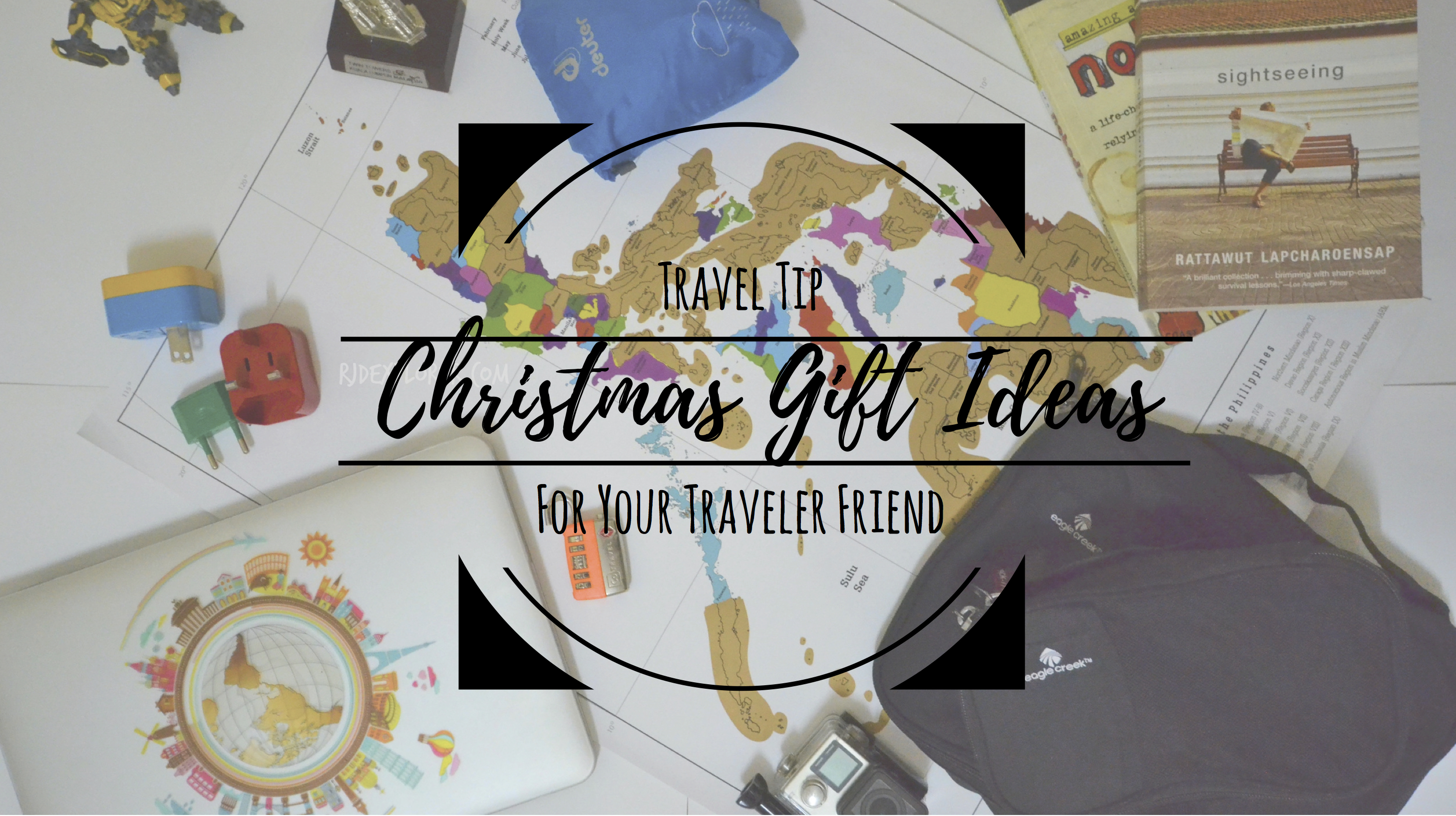 Christmas gift ideas for your traveler friend iwander for Christmas gifts for travelers