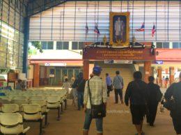 border crossing cambodia thailand