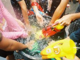 thailand parties festivals