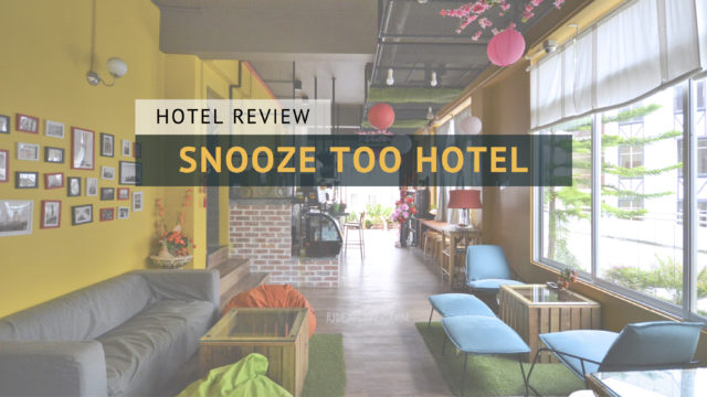 snooze too hotel
