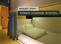 ximen corner hostel
