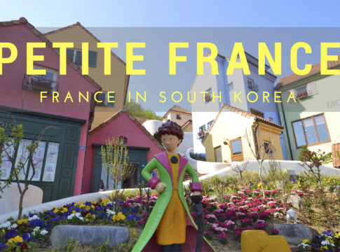 petite france south korea