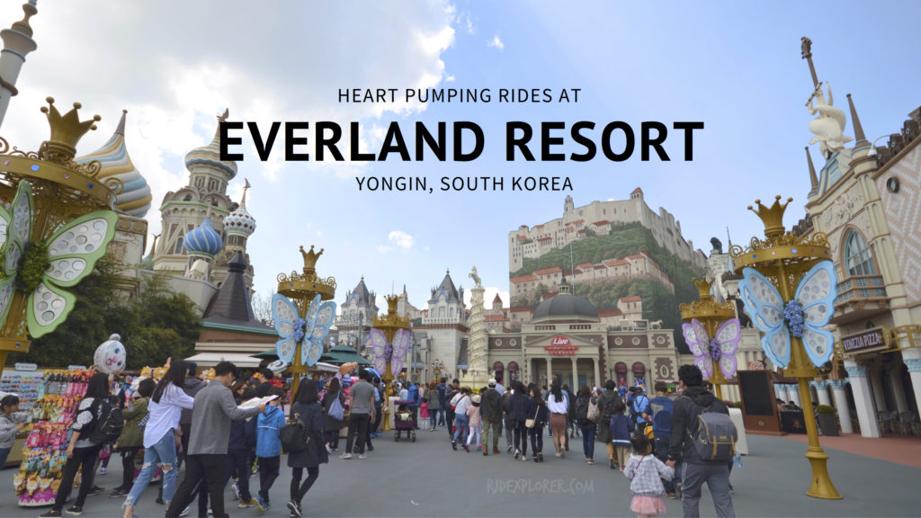 Hotel Near Everland South Korea