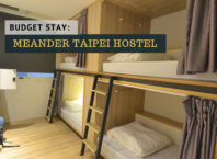 meander taipei hostel