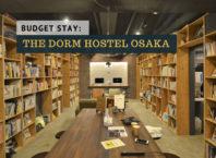 the dorm hostel osaka