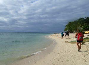lambug beach cebu