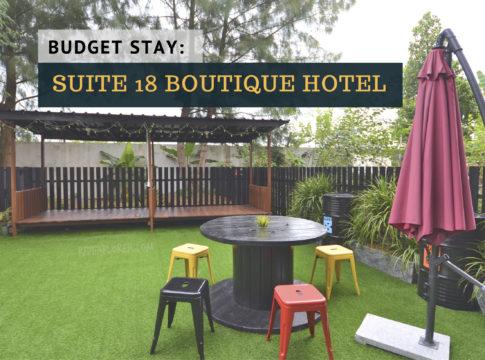 suite 18 boutique hotel