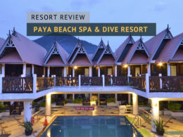 paya beach resort tioman island