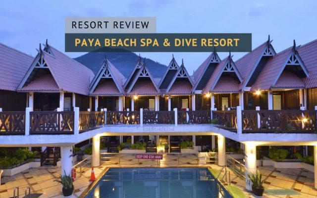 paya beach resort tioman island