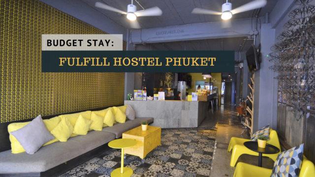 fulfill hostel phuket