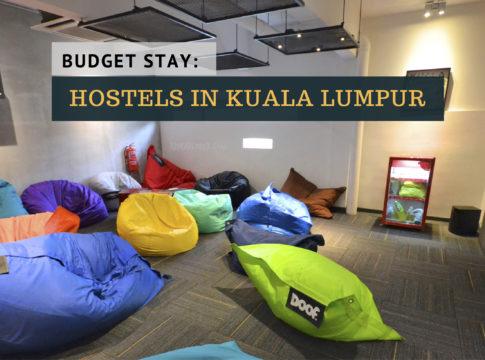 kuala lumpur hostels