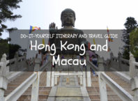 hong kong and macau itinerary travel guide
