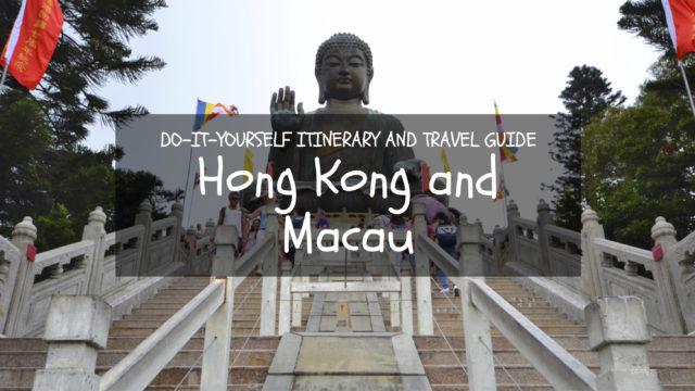 hong kong and macau itinerary travel guide
