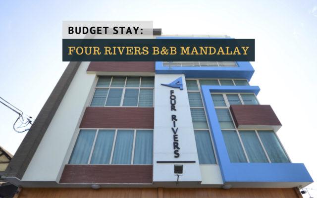 four rivers b&b mandalay