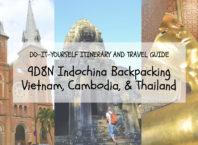 vietnam cambodia thailand trip indochina itinerary