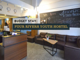 four rivers youth hostel yangon
