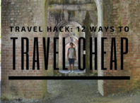 travel hack travel cheap travel free