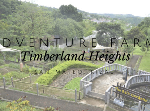 adventure farm timberland heights san mateo rizal